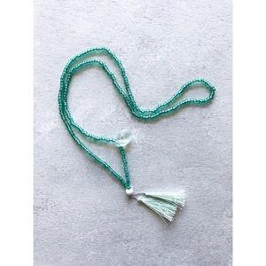 Handmade Tassel Necklace